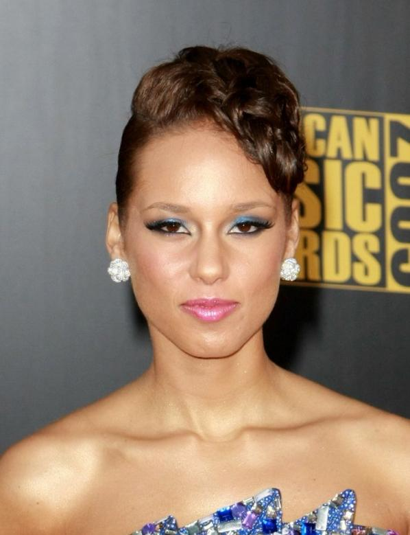 Vetement d'Alicia Keys