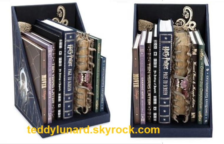 le coffret de livre collector harry potter. Black Bedroom Furniture Sets. Home Design Ideas