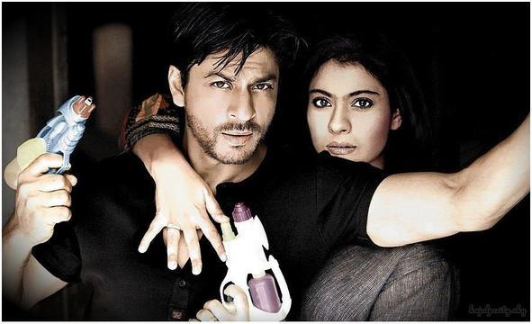 Shahrukh et Kajol