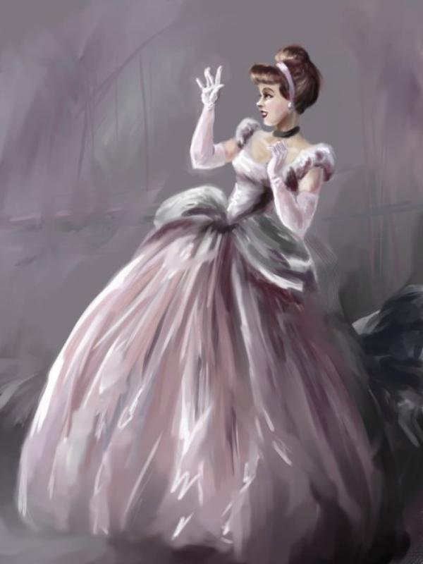 Il tait une fois walt disney un monde magique o - Peinture princesse disney ...