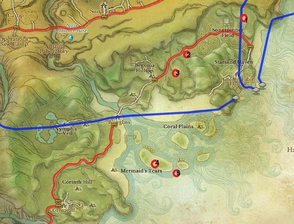 Trading quest archeage